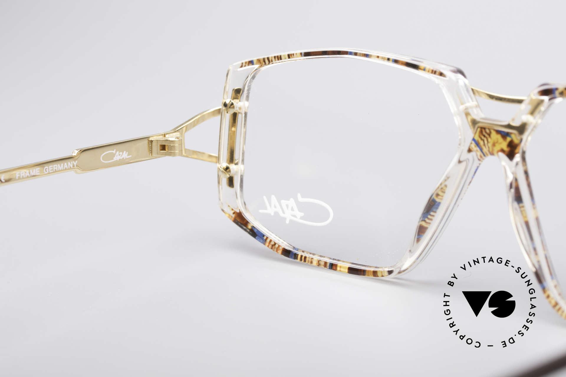 Cazal 362 No Retro 90er Vintage Brille, Größe: medium, Passend für Damen
