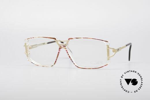 Cazal 362 No Retro 90er Vintage Brille Details