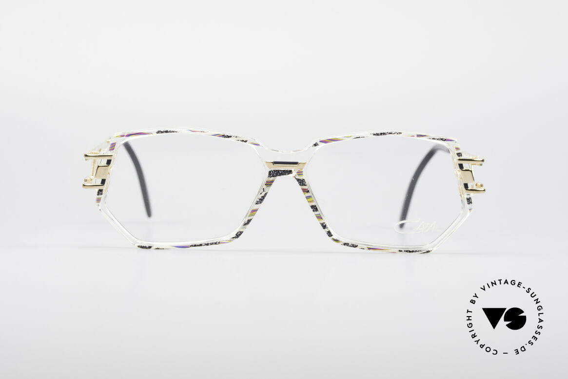 Cazal 359 90er HipHop Style Brille