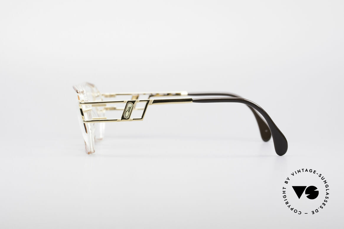 Cazal 359 90er HipHop Style Brille, ungetragen (wie alle unsere vintage Designerbrillen), Passend für Damen