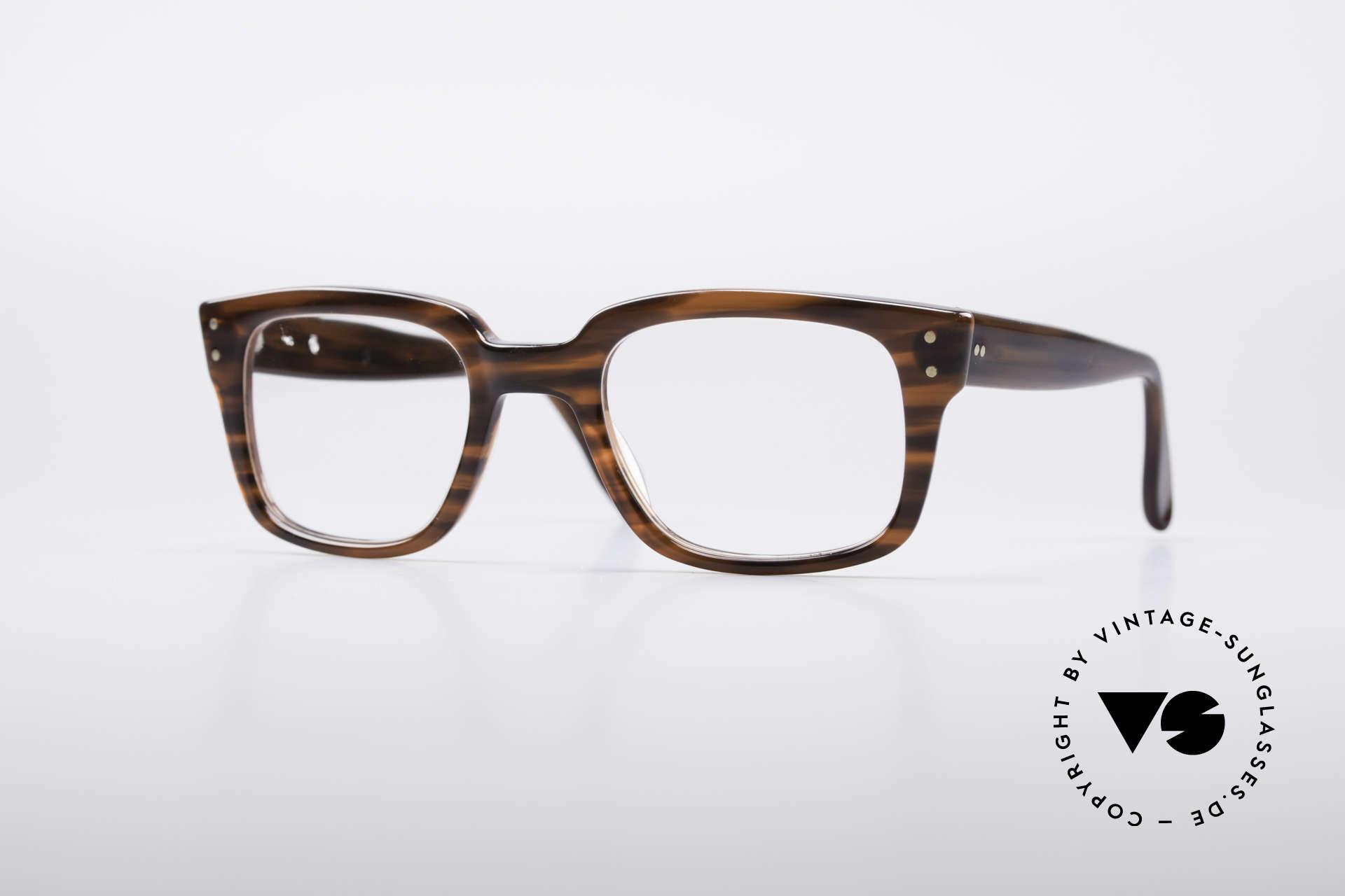 Brillen Metzler 445 80er Jahre Vintage Brille | Vintage Sunglasses