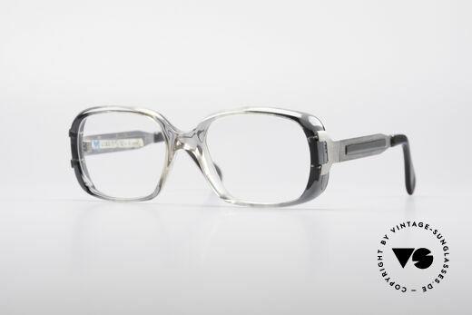 Metzler 4186 Echt 80er Vintage Kombibrille Details