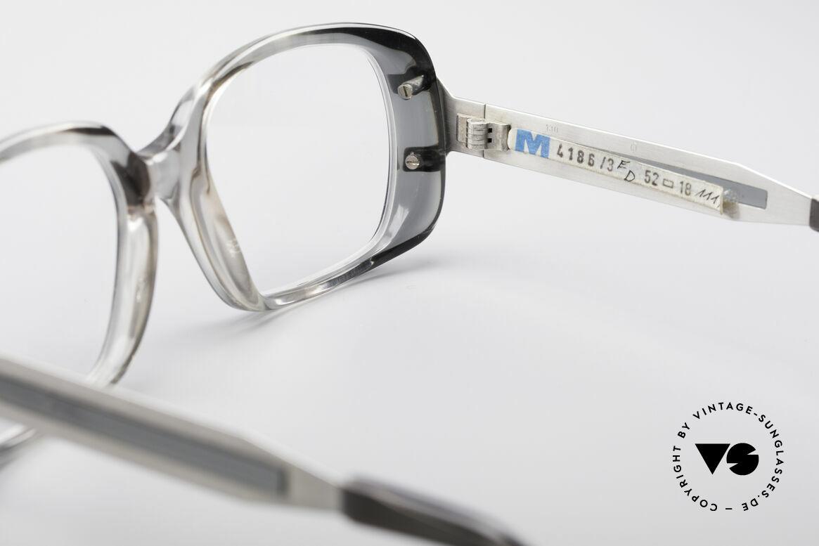 Metzler 4186 Echt 80er Vintage Kombibrille