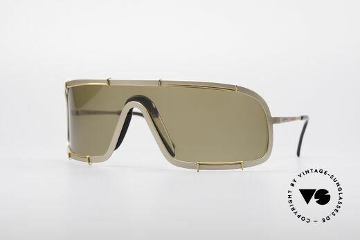 Boeing 5708 80er Luxus Sport Sonnenbrille Details