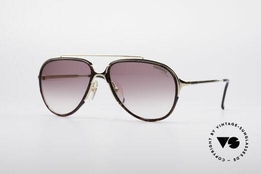 Carrera 5470 90er Piloten Sonnenbrille Details
