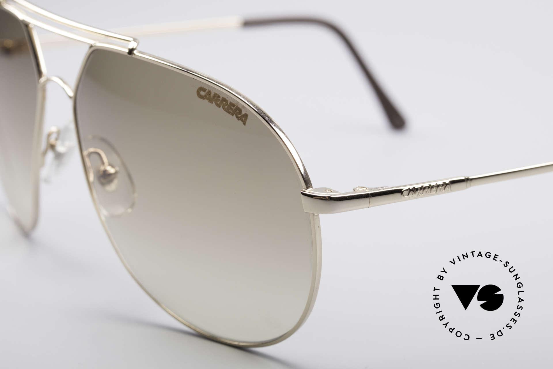 Carrera 5421 90er Piloten Sonnenbrille, zudem höchster Qualitätsanspruch & Tragekomfort, Passend für Herren