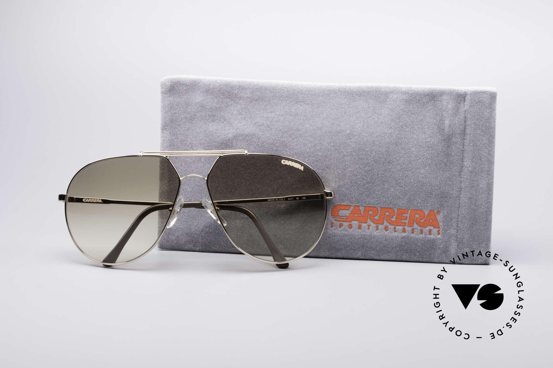 91b7785926cb6 Sonnenbrillen Carrera 5421 90er Piloten Sonnenbrille