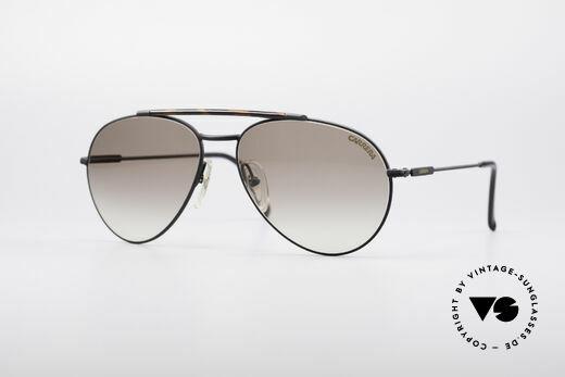 Carrera 5349 80er Vintage Sonnenbrille Details
