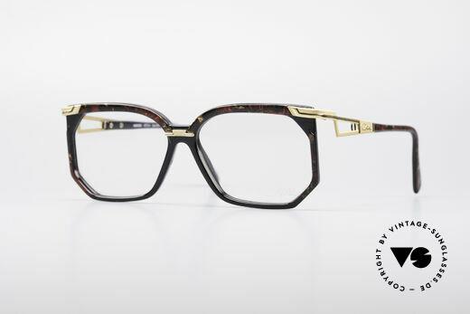 Cazal 333 Echt Vintage HipHop Brille Details