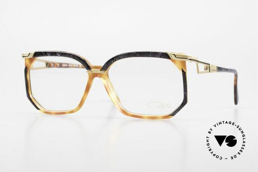 Cazal 333 Echt Vintage HipHop Brille 90s Details