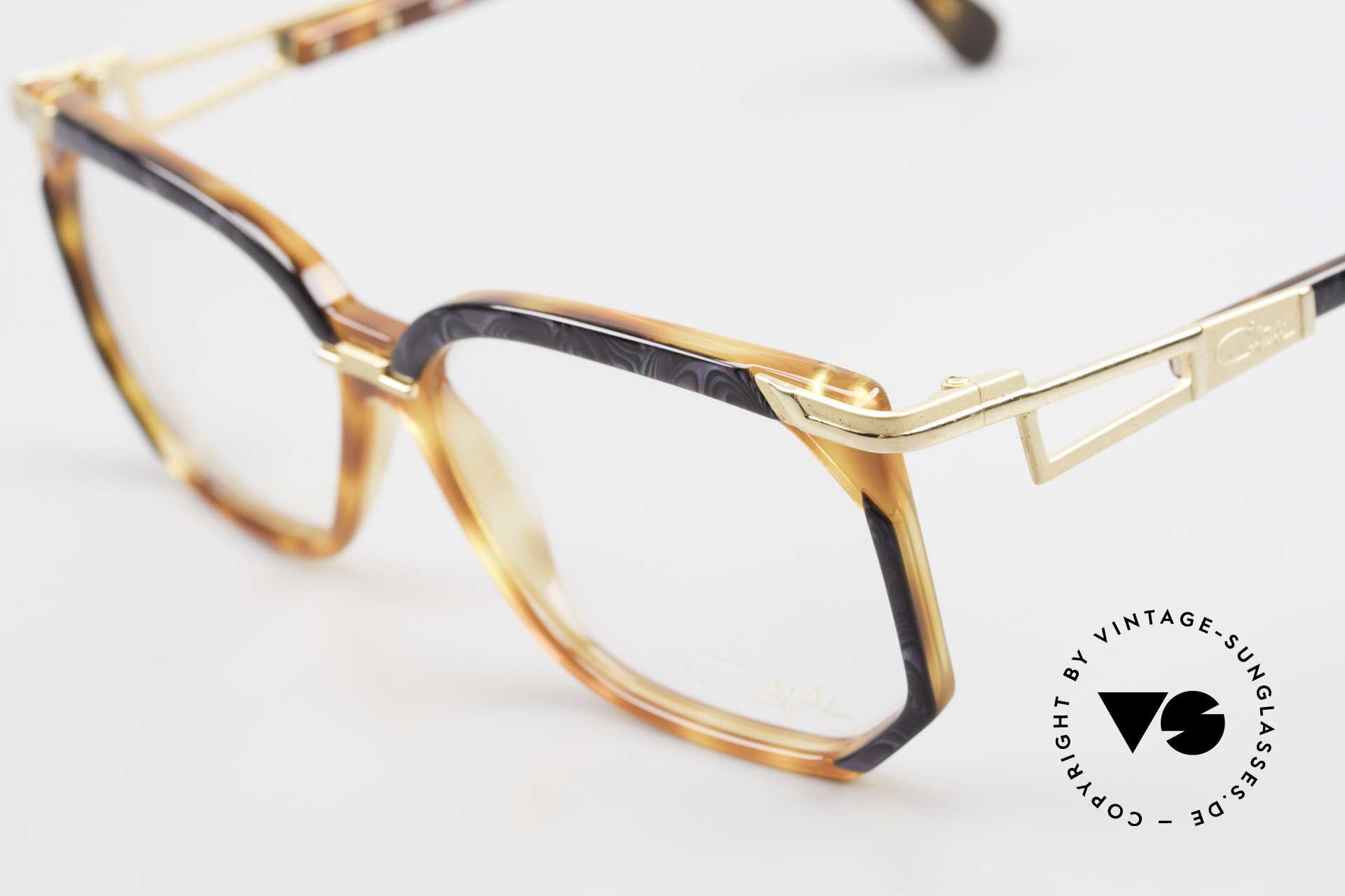 Cazal 333 Echt Vintage HipHop Brille 90s, ungetragen (wie alle unsere Cazal vintage Brillen), Passend für Herren und Damen