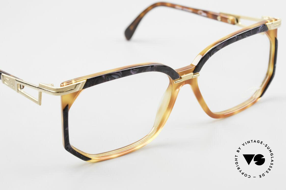 Cazal 333 Echt Vintage HipHop Brille 90s, KEINE retro Brille, ein ca. 25 Jahre altes Original!, Passend für Herren und Damen