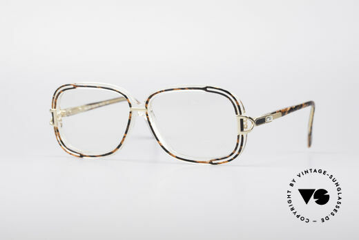 Cazal 320 80er West Germany Brille Details
