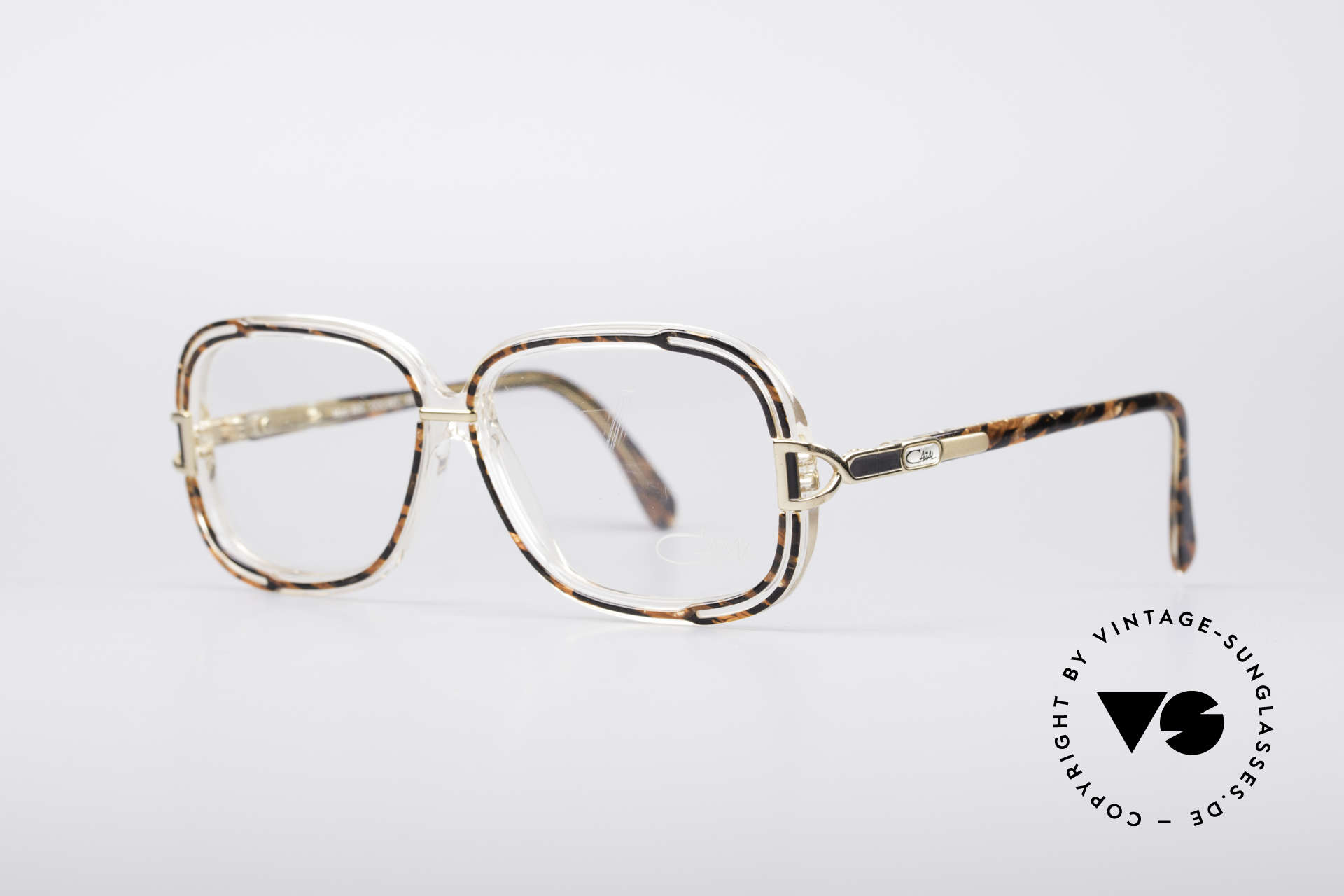 Cazal 320 80er West Germany Brille, ein originelles Designerstück; made in West Germany, Passend für Damen
