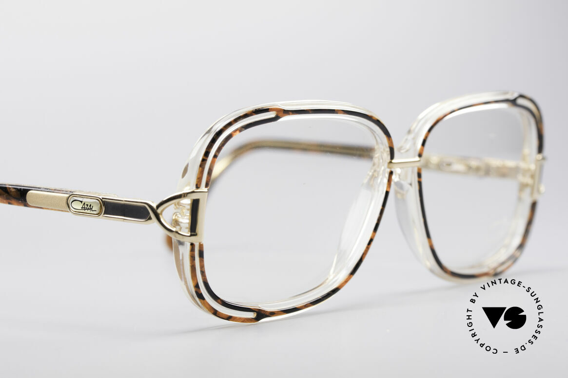 Cazal 320 80er West Germany Brille