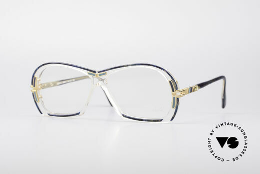 Cazal 314 80's True Vintage Glasses Details