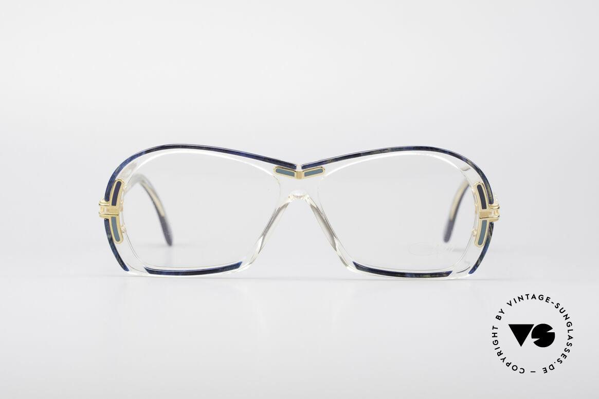Cazal 314 80er True Vintage Brille, brilliante CAZAL vintage Brillenfassung von 1987, Passend für Damen
