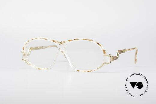 Cazal 319 80's True Vintage Glasses Details