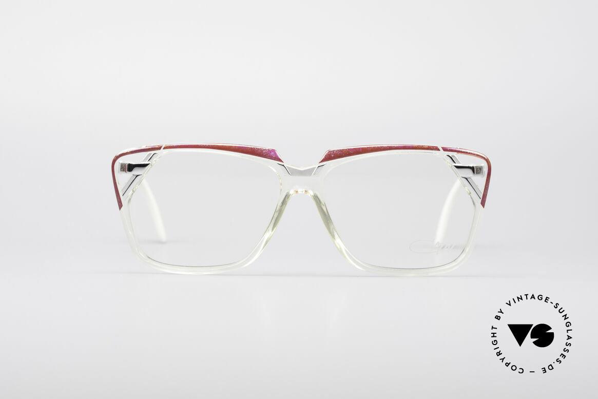 Cazal 342 90er Designerbrille, eine Kreation von CAri ZALloni (Mr. CAZAL), Passend für Damen