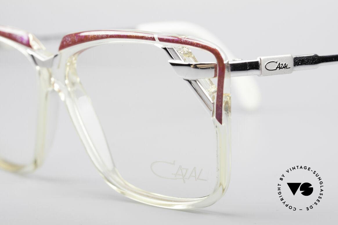 Cazal 342 90er Designerbrille, ungetragen (wie alle unsere vintage CAZALS), Passend für Damen