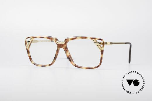 Cazal 342 90er Designerbrille Details