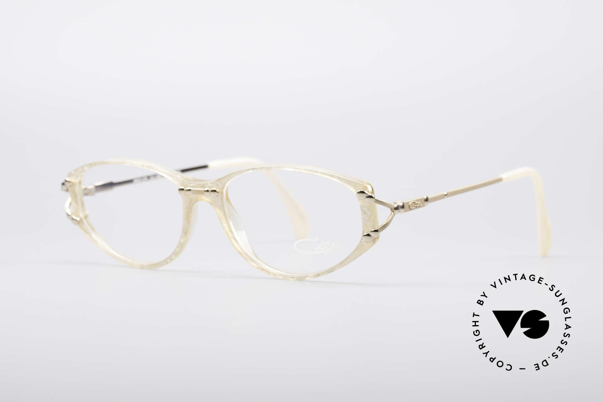 Brillen Cazal 375 Perlmutt Vintage Fassung | Vintage Sunglasses