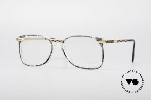 Cazal 341 Vintage No Retro Glasses Details