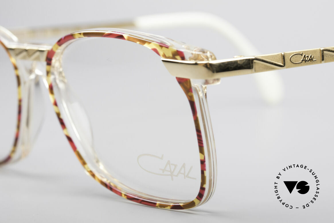 Cazal 341 Vintage No Retro Brille 90er, nie getragen (wie alle unsere vintage Cazal Brillen), Passend für Damen