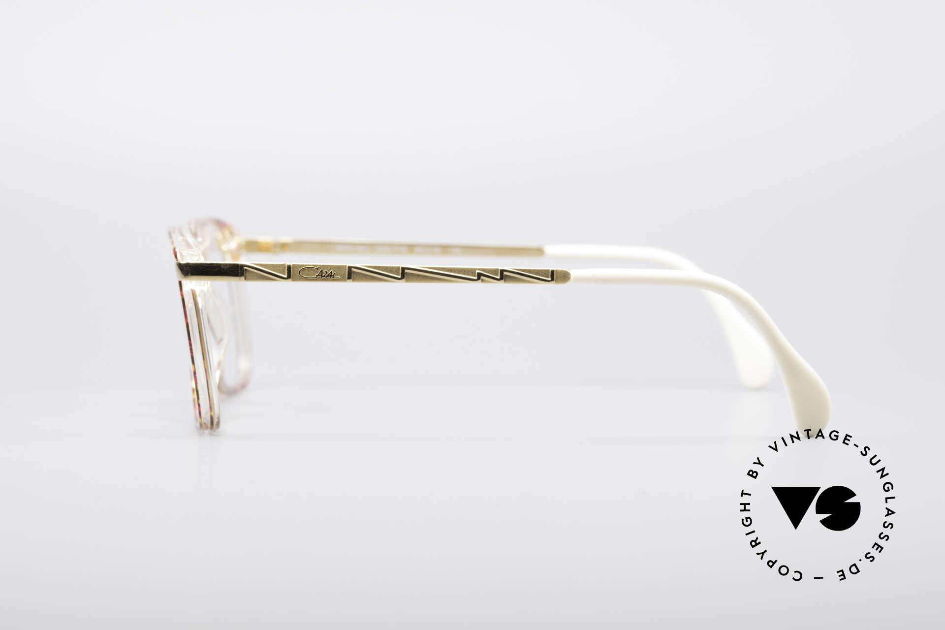 Cazal 341 Vintage No Retro Brille 90er, KEINE Retrobrille, sondern ein altes 90er-Original, Passend für Damen