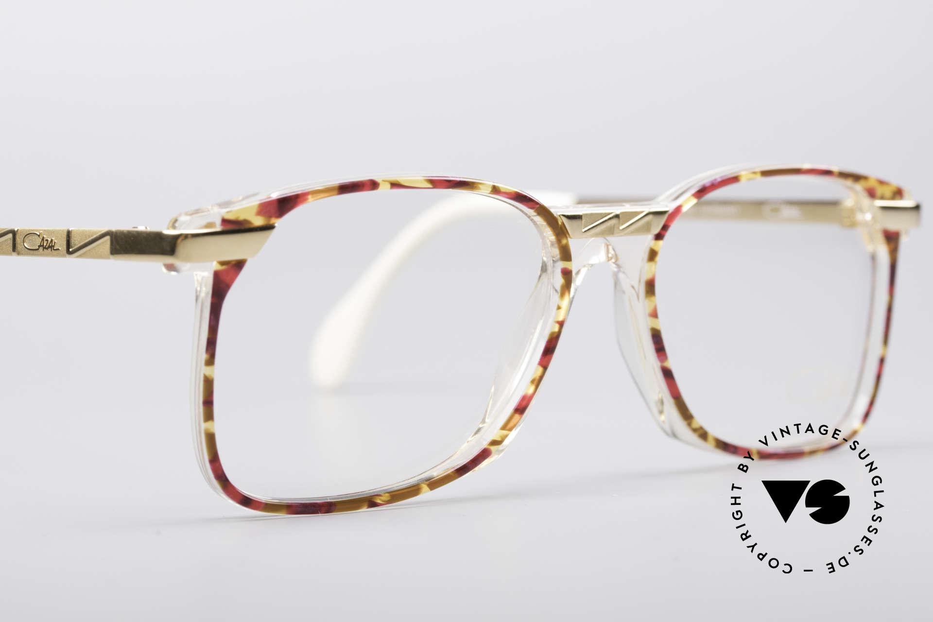 Cazal 341 Vintage No Retro Brille 90er, Cazal DEMOgläser können beliebig ersetzt werden, Passend für Damen