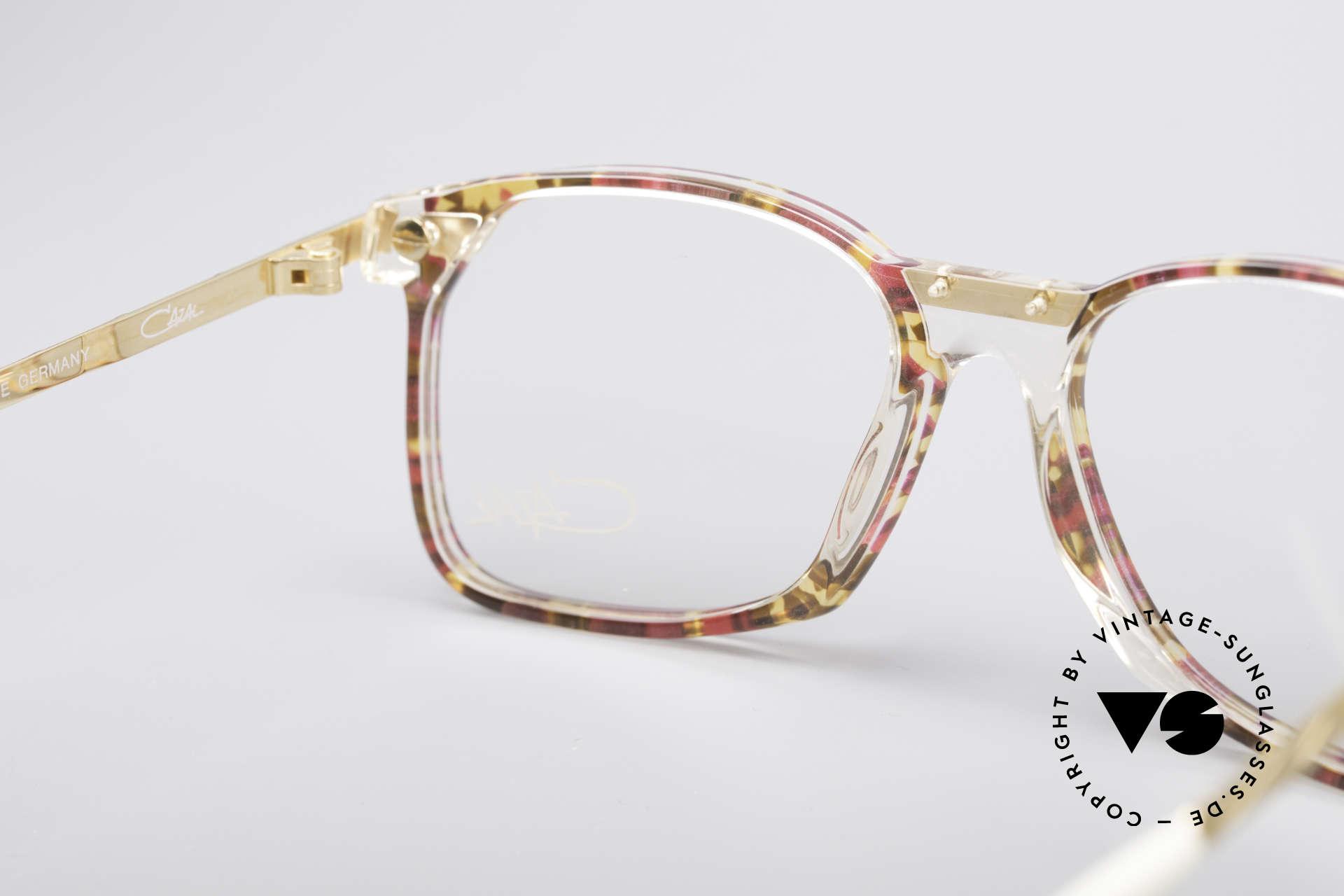 Cazal 341 Vintage No Retro Brille 90er, Größe: small, Passend für Damen