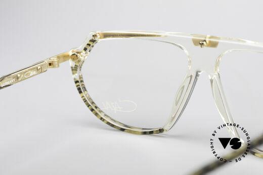 Cazal 344 Old School Kristall Brille