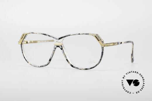 Cazal 339 No Retro 90er Vintage Brille Details