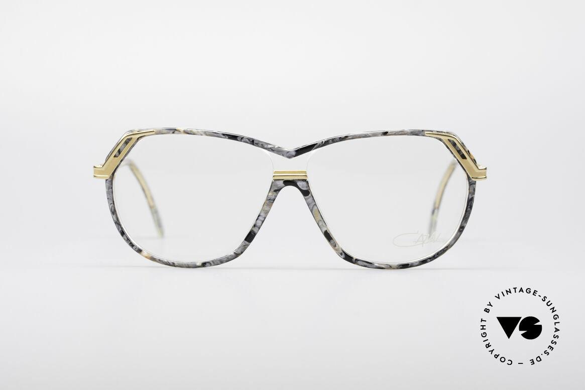 Cazal 339 No Retro 90er Vintage Brille, sehr beeindruckende Farb-Effekte im Rahmen, Passend für Damen