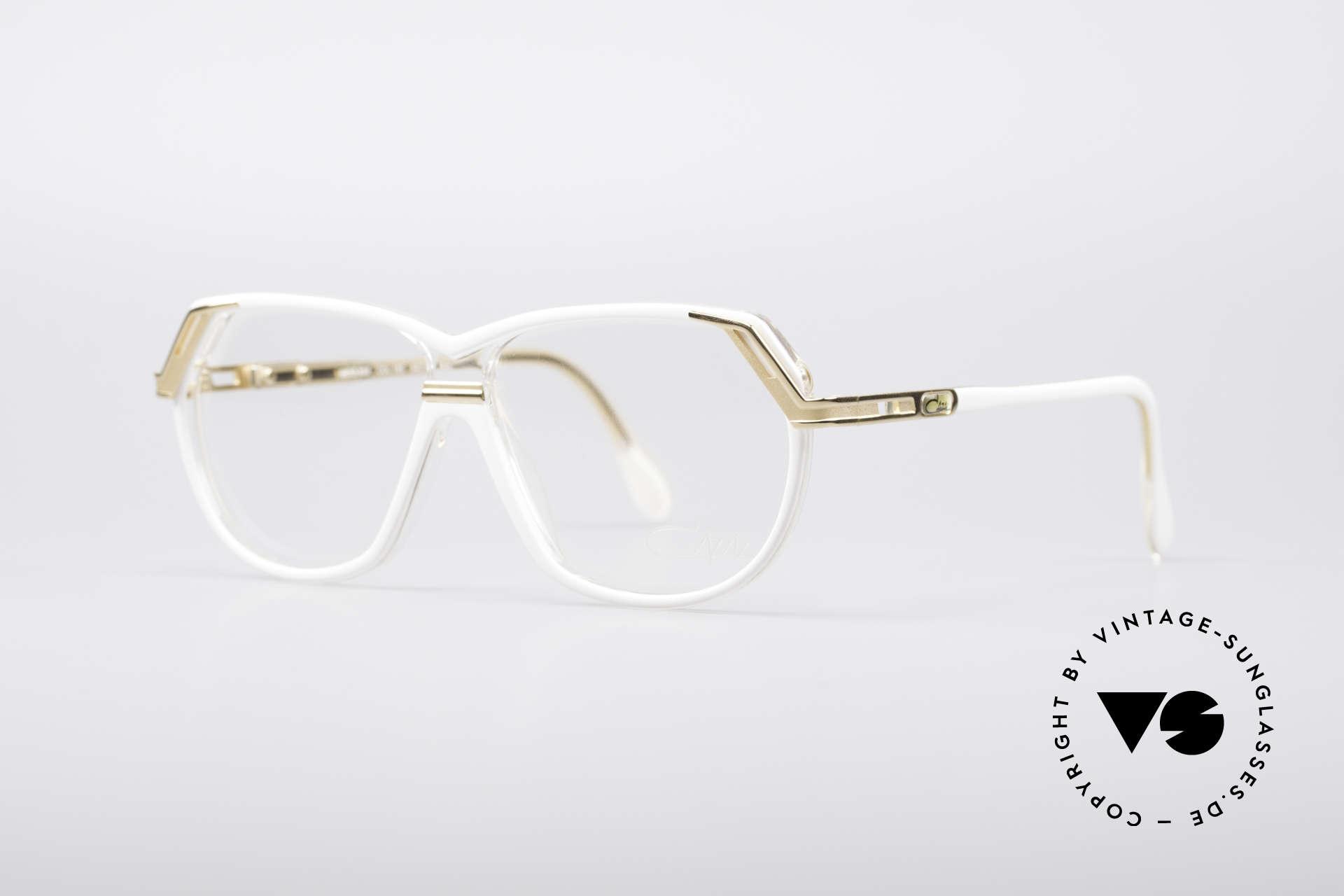 """Cazal 339 90er Vintage Designer Brille, wirklich originell und ein echter """"Hingucker"""", Passend für Damen"""