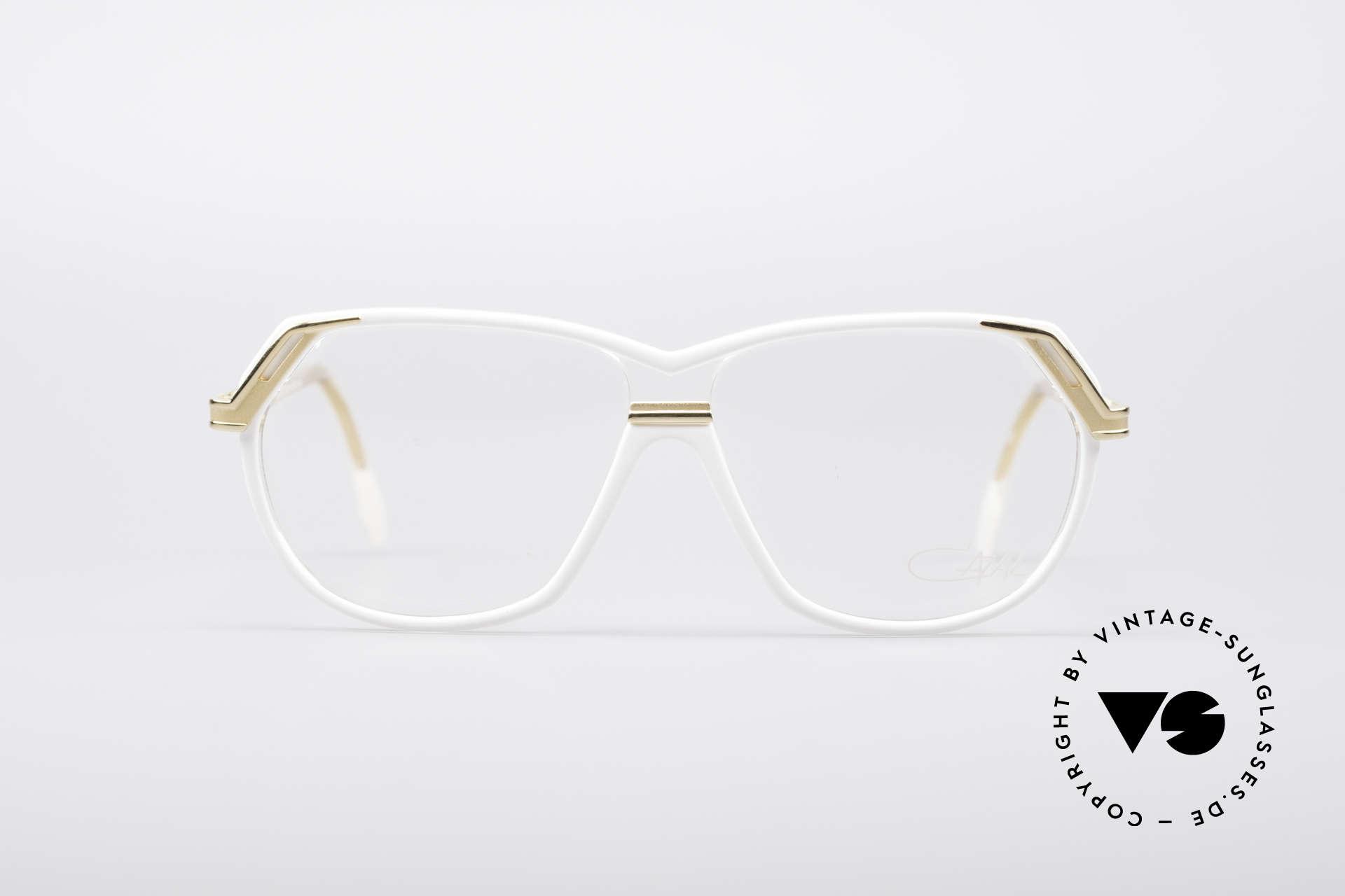 Cazal 339 90er Vintage Designer Brille, tolle Kombination von Farben & Materialien, Passend für Damen