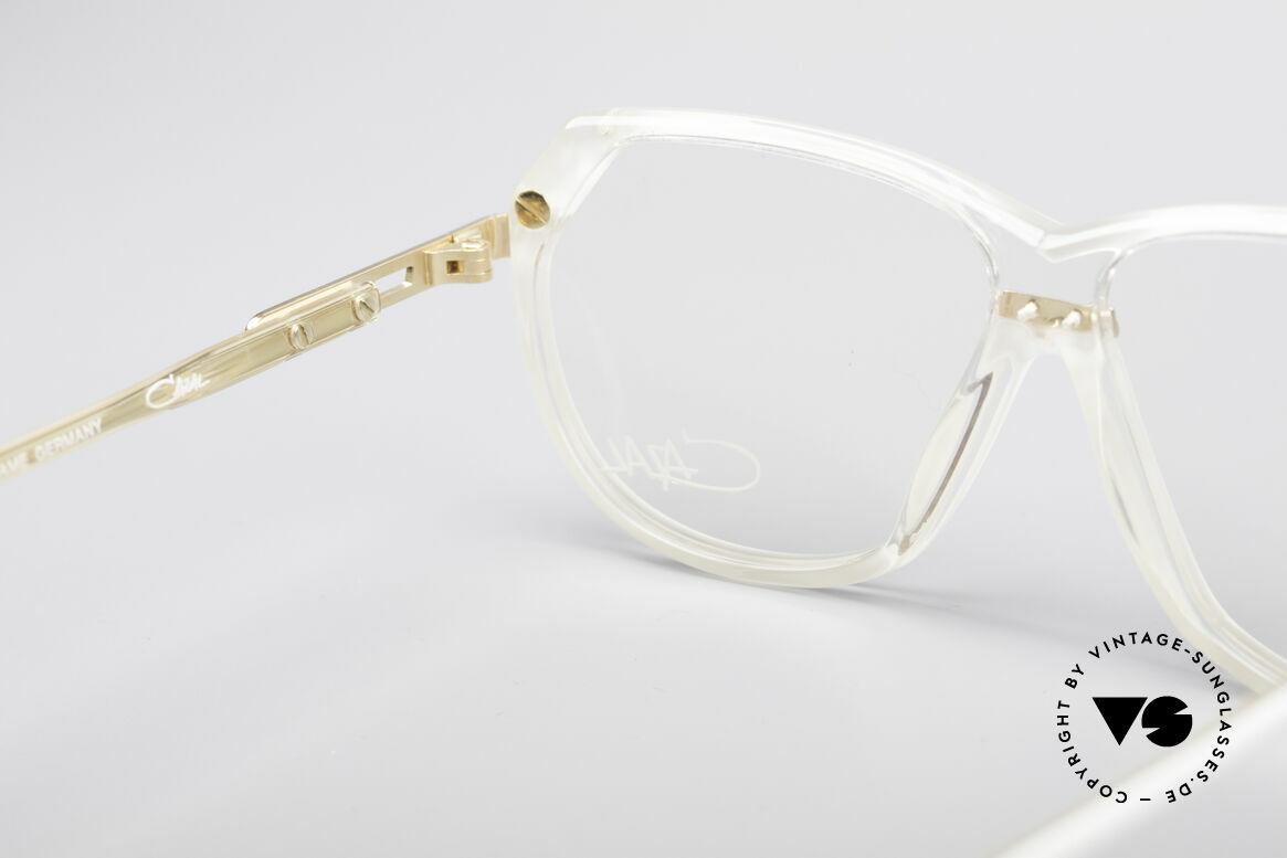 Cazal 339 90er Vintage Designer Brille, Größe: small, Passend für Damen