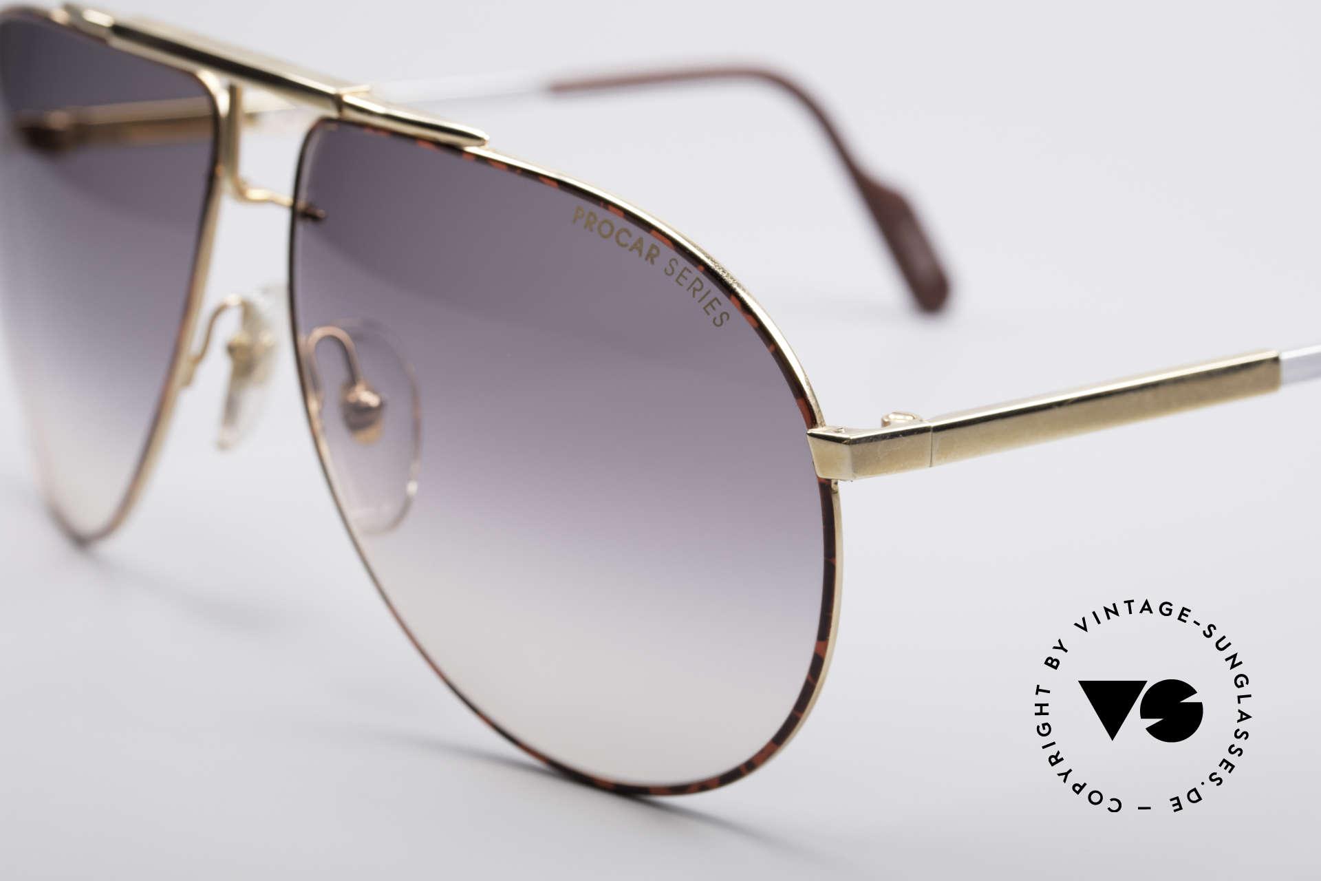 Alpina PC701 Verstellbare Brillenfassung, somit ideale Passform von M bis L Größe möglich, Passend für Herren