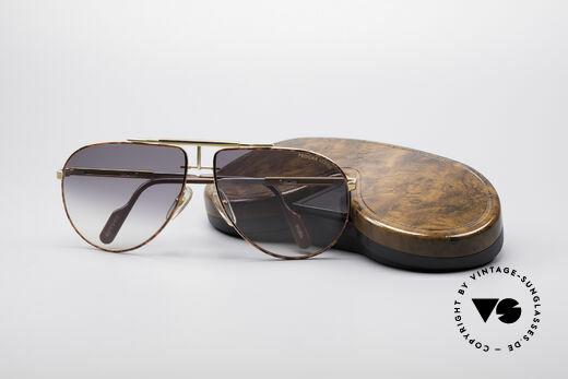 Alpina PC701 Verstellbare Brillenfassung, ungetragen (wie all unsere Alpina Sonnenbrillen), Passend für Herren
