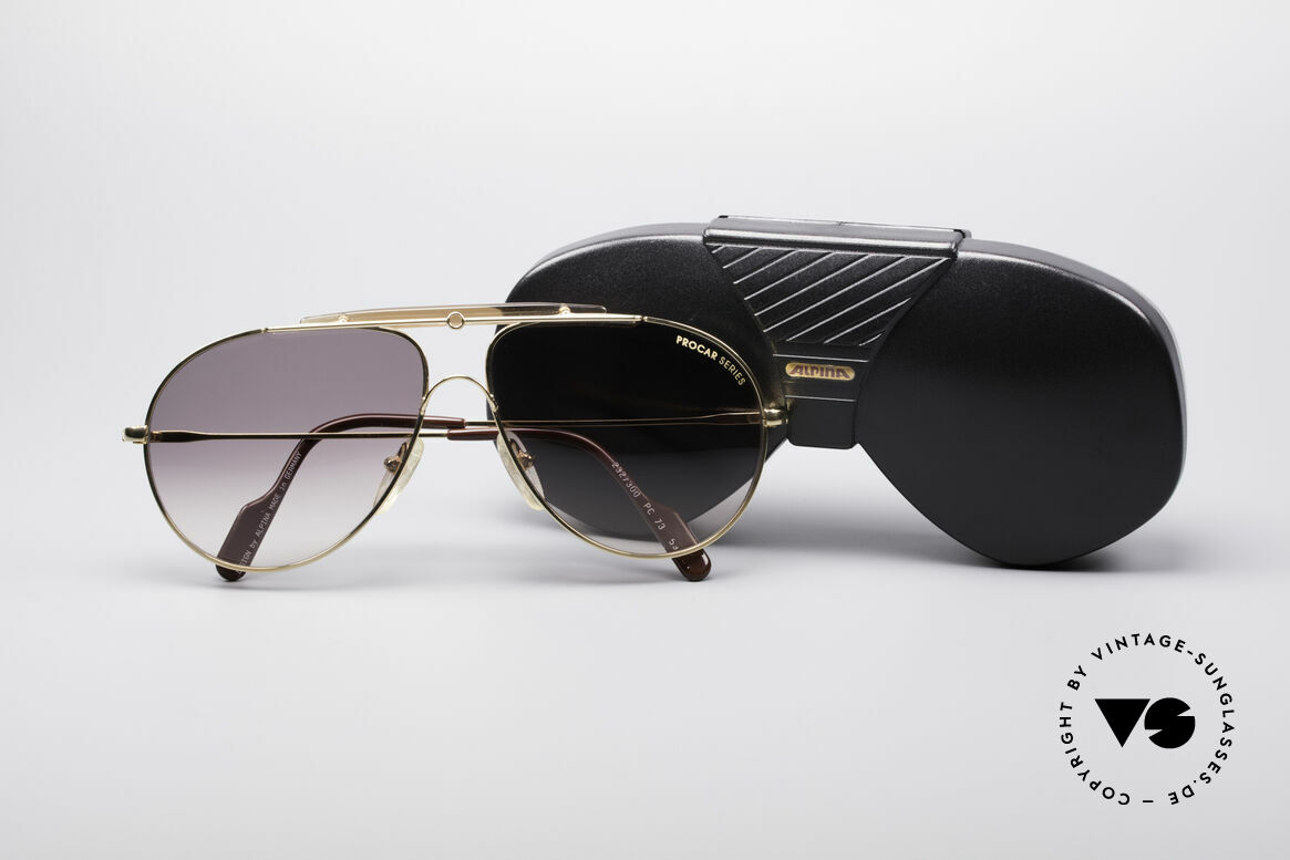 Alpina PC73 ProCar Serie Sonnenbrille - M