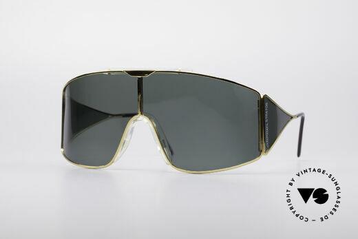 Alpina Stratos Polarisierende Vintage Brille Details