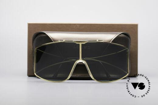 Alpina Stratos Polarisierende Vintage Brille, auf 399€ reduziert, da Mini-Kratzerchen (Lagerung), Passend für Herren