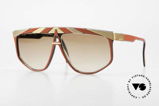 Alpina G82 Vintage Sonnenbrille 80er Details