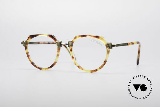 Alpina SCF 90er Vintage Panto Brille Details