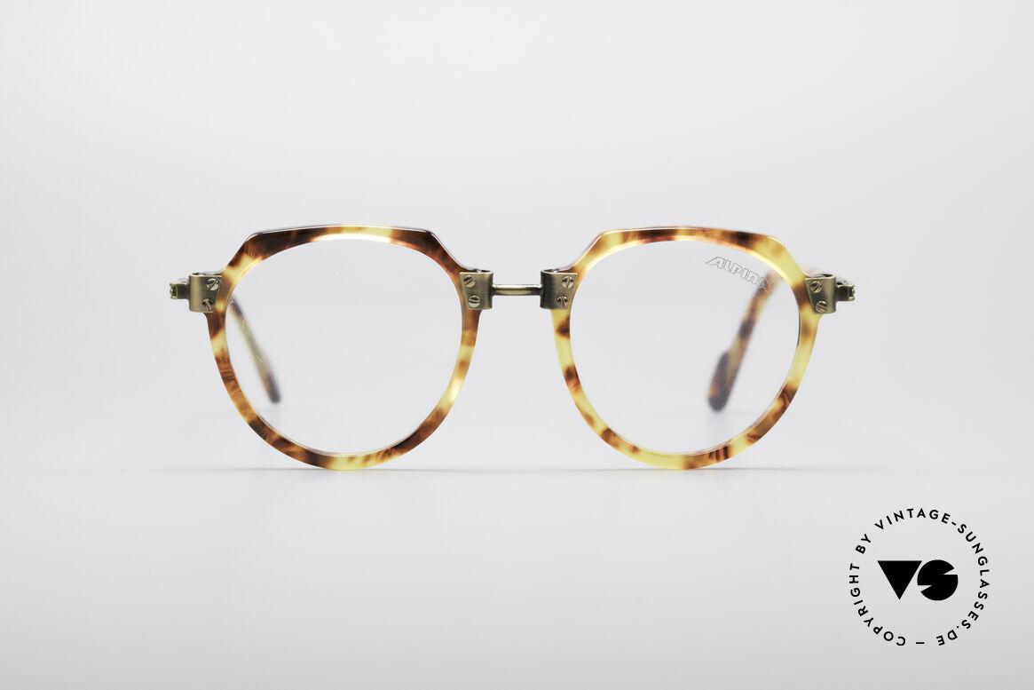 Alpina SCF 90er Vintage Panto Brille