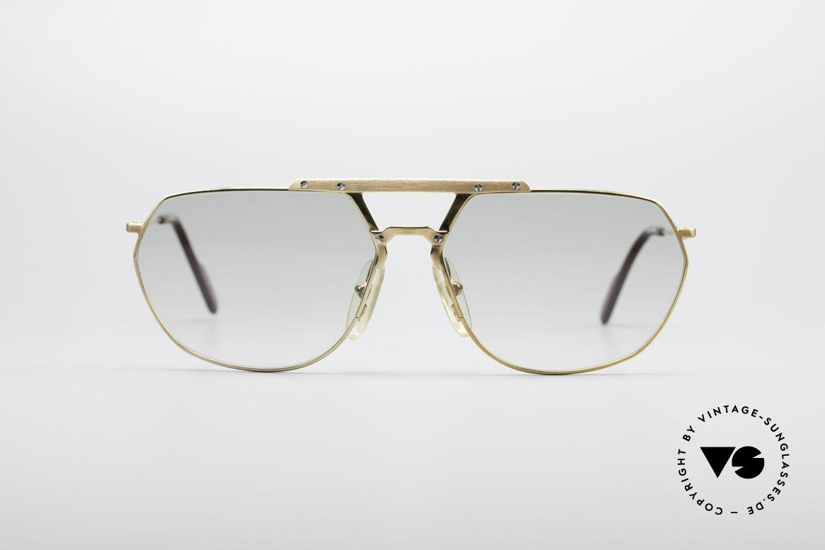 Alpina FM52 Klassische Vintage Brille