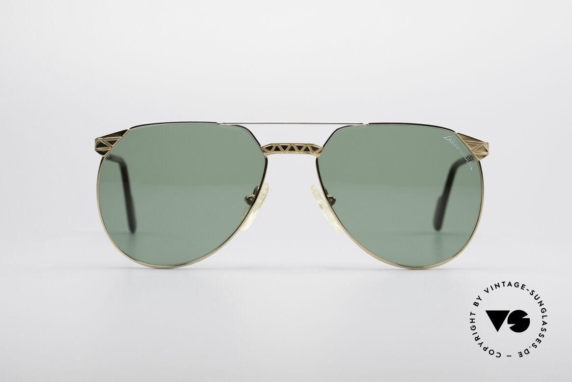 Alpina M42 80er Designer Sonnenbrille