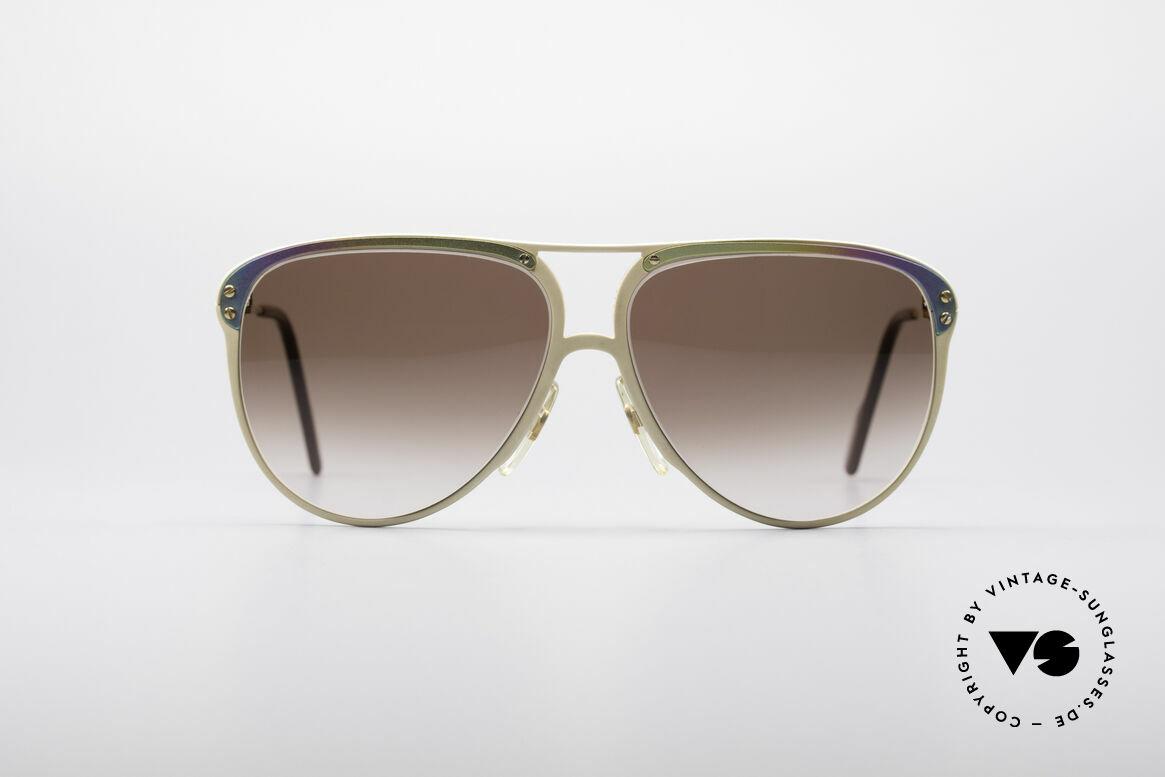Alpina M3 Titanium Vintage Brille