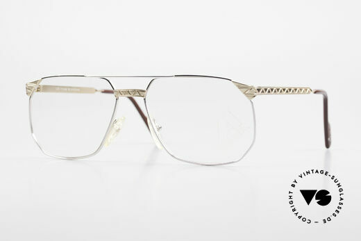 Alpina FM34 80er Designer Brille No Retro Details