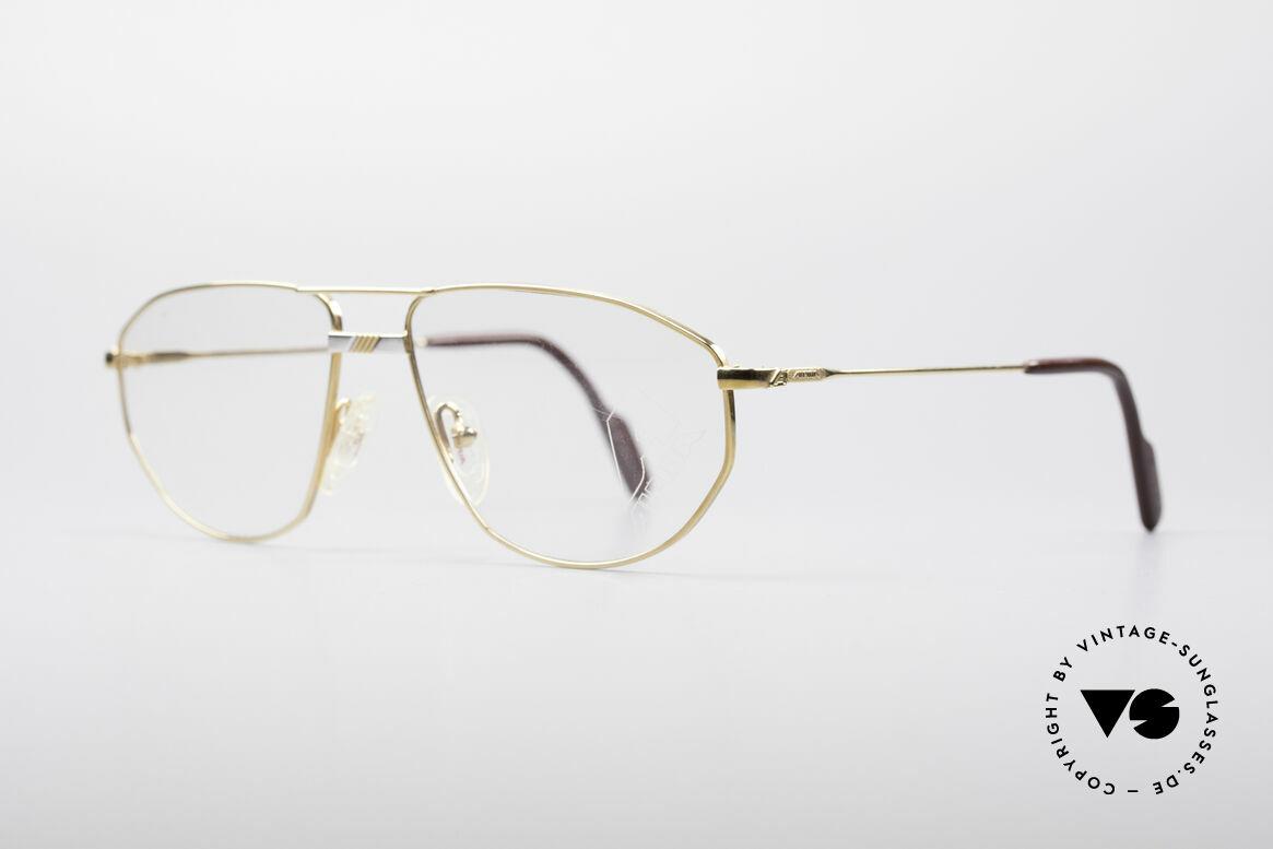 Alpina FM41 Klassische 80er Brillenfassung